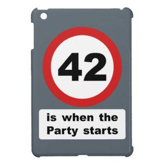 42 es cuando el fiesta comienza