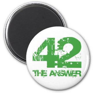 42 es el imán de la respuesta