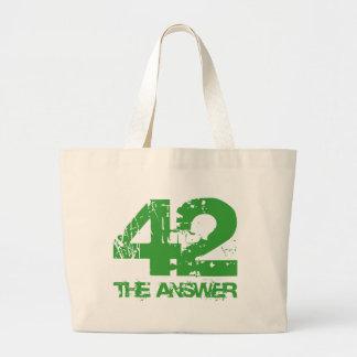 42 es la bolsa de asas de la respuesta