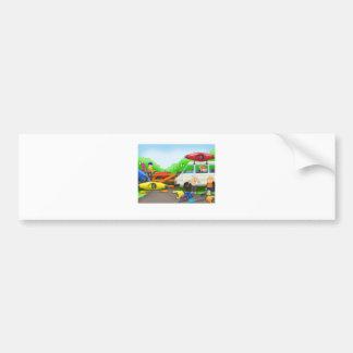 42. farmer bumper sticker
