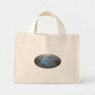 42 plaque canvas bags