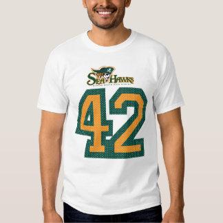 #42 Seahawk Jersey T-shirt