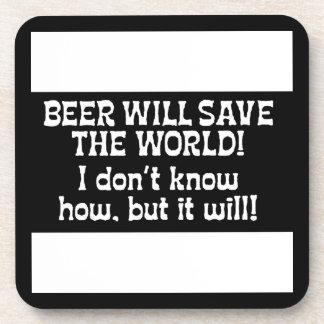 42c458 beer drink coasters