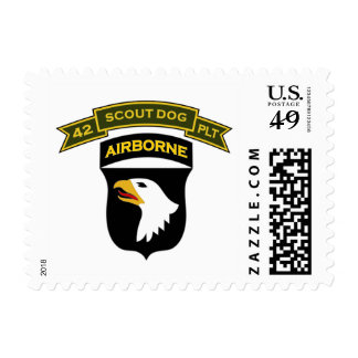 42d IPSD - 101st Airborne Stamps