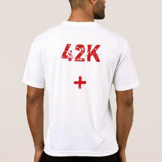 42K+, beyond the marathon... T-shirts