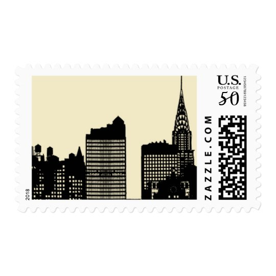 42nd and Lex A by Ceci New York Postage