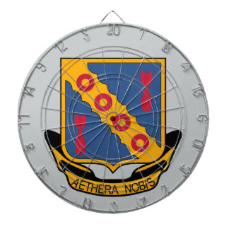 42nd Bombardment Wing - Heavy Dartboard With Darts