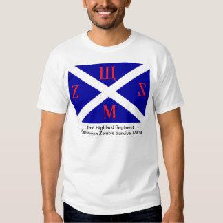42nd Highland Regiment WZSM T-Shirt