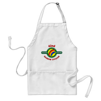 """42ND INFANTRY DIVISION """"RAINBOW"""" APRON"""