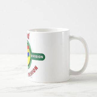 "42ND INFANTRY DIVISION ""RAINBOW"" COFFEE MUG"