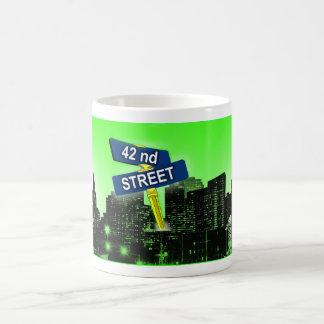 42nd Street Coffee Mug
