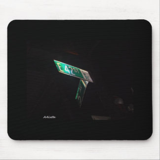 42nd Street Mouse Pad