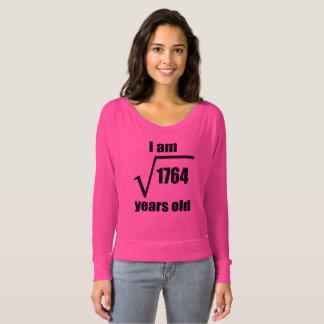 42th Birthday Square Root Women's T-Shirts