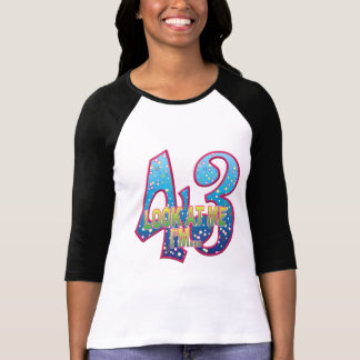 43 Age Rave Look Tee Shirts
