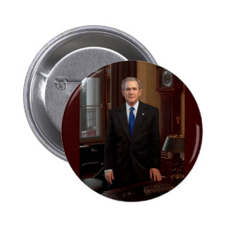 43 George W. Bush Button