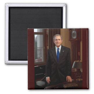 43 George W. Bush Magnet