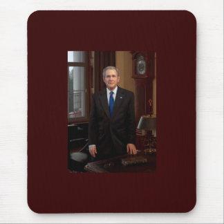 43 George W. Bush Mouse Pad