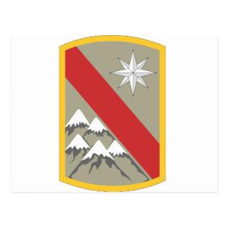 43.o Brigada del mantenimiento Tarjetas Postales