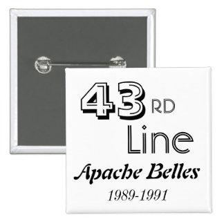 43.o Línea Pins