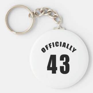 43 Officially Design Keychains