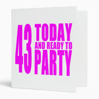 43 os cumpleaños de los chicas 43 hoy y aliste pa