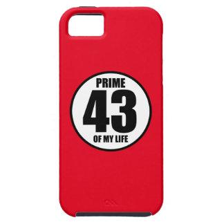 43 - prima de mi vida funda para iPhone 5 tough