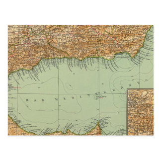 43 Spain, Portugal, South Postcard