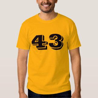 #43 TEE SHIRT