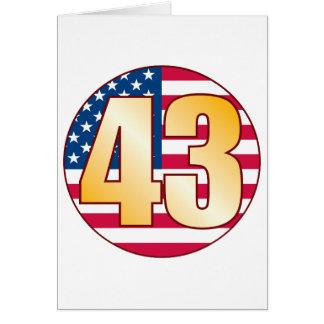 43 USA Gold Card