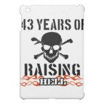 43 years of raising hell iPad mini covers