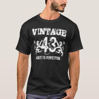 43rd Birthday T-Shirt