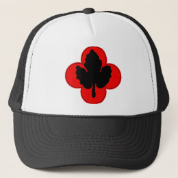 43rd Infantry Division - Redwing Trucker Hat