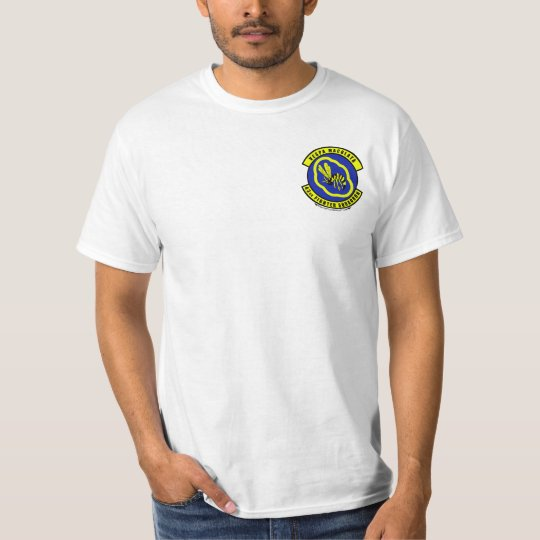 43rd TFS w/Phantom - Light colored T-Shirt