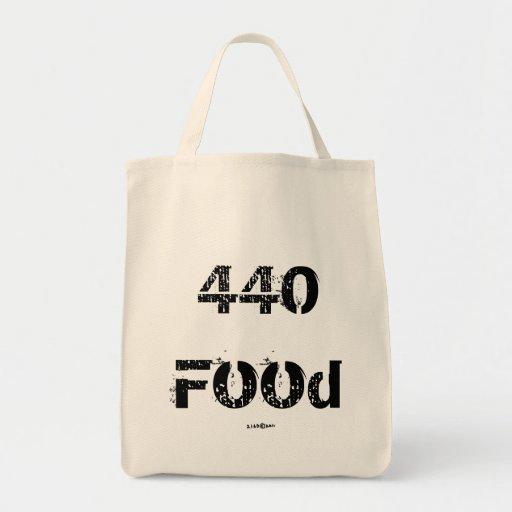 440 Food Tote Bags