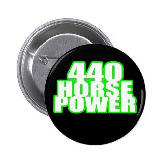 440 hemi green charger buttons