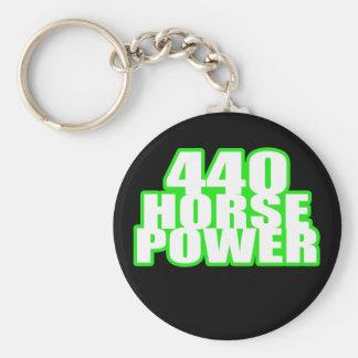440 hemi green charger key chains
