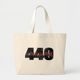 440 Mopar Beast Large Tote Bag