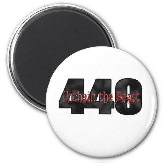 440 Mopar Beast Magnet