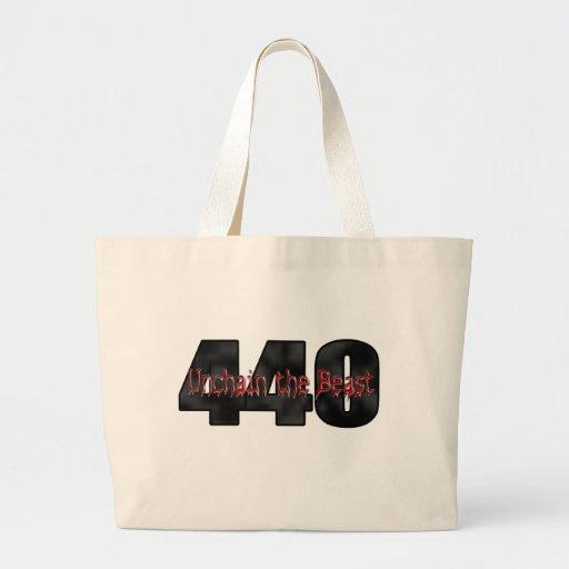 440 Mopar Beast Tote Bag
