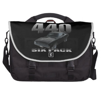440 six pack dodge charger commuter bag