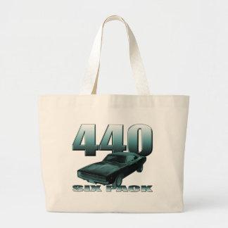 440 six pack dodge mopar charger bag
