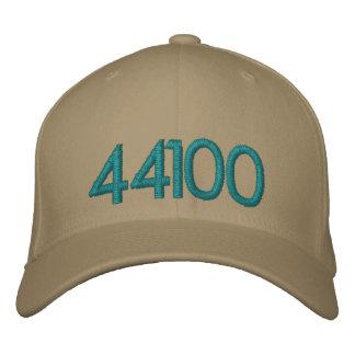 44100 herzios gorra de béisbol bordada