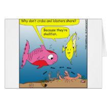 441 shell fish Cartoon