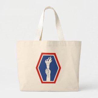 442 Infantry Division Jumbo Tote Bag