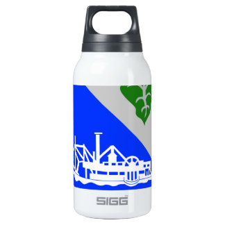 442nd Infantry Regiment 10 Oz Insulated SIGG Thermos Water Bottle