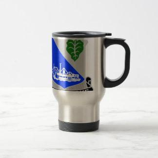 442nd Infantry Regiment 15 Oz Stainless Steel Travel Mug
