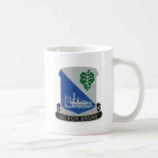 442nd Infantry Regiment Mug
