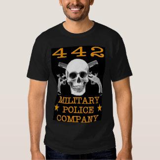 442nd Military Police Company - Protectors/Empire Tee Shirts