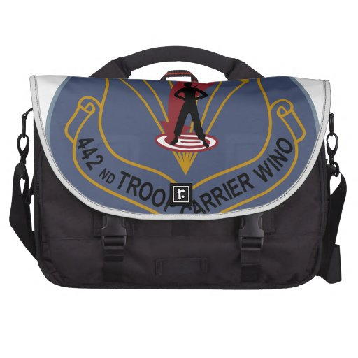 442nd Troop Carrier Wing Computer Bag