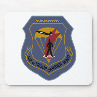 442nd Troop Carrier Wing Mouse Pads